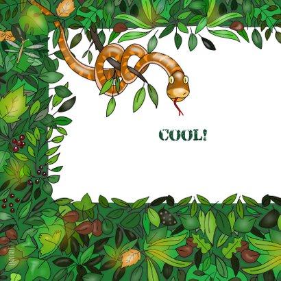 Verjaardag - jungle verjaardagswens 2
