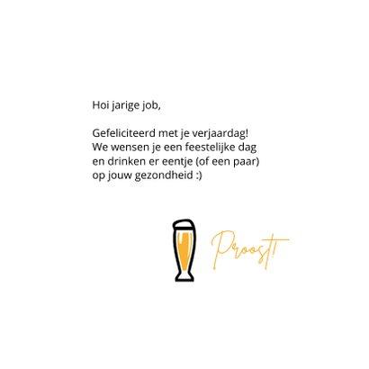 Verjaardag leeftijd en glazen bier moet je nooit tellen 3