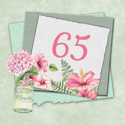 Verjaardag leeftijd hortensia 2