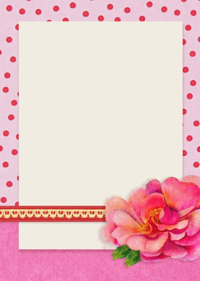 Verjaardag Meisje 6 roze 3