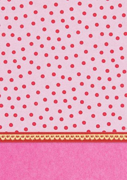 Verjaardag Meisje 7 roze 2