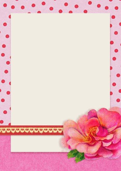 Verjaardag Meisje 7 roze 3
