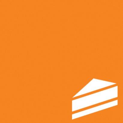 Verjaardag Oranje Taart 2