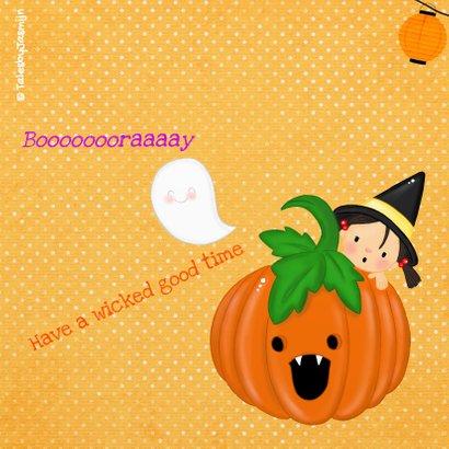 Verjaardag Spooky Birthday 2