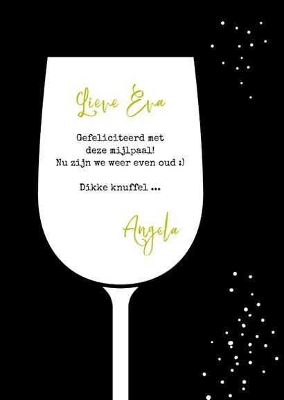 Verjaardag we gaan wijnen, wijnen, wijnen 3