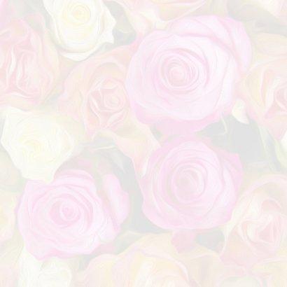 Verjaardagkaart rozen en lint 2