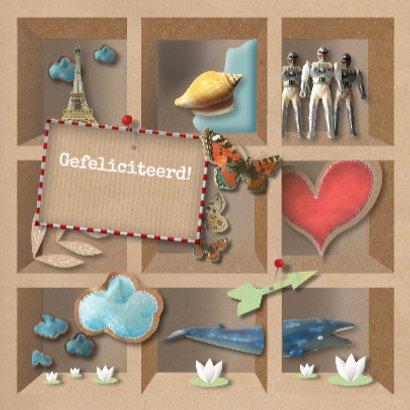 Verjaardagskaart Adventure Box Deluxe 3