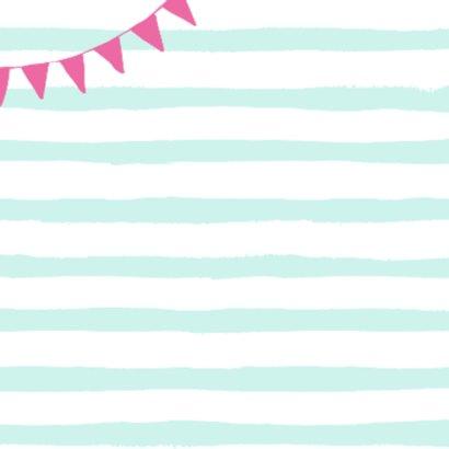 Verjaardagskaart Banners 2
