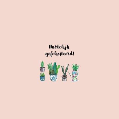 Verjaardagskaart cactus Birthday 3