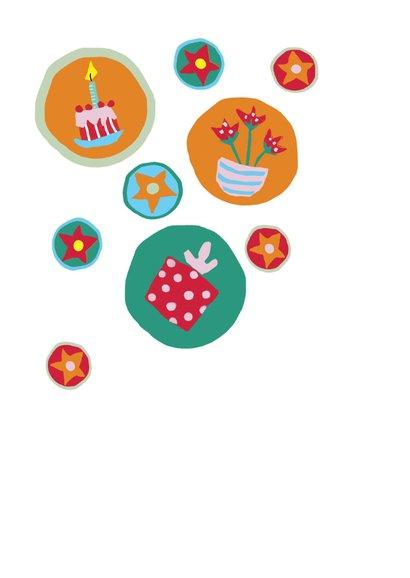 Verjaardagskaart - Happy Cat 2