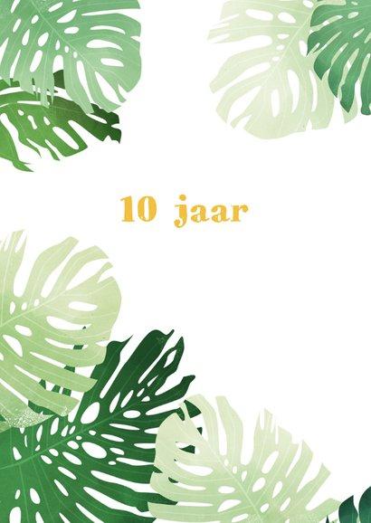 Verjaardagskaart Jungle 2