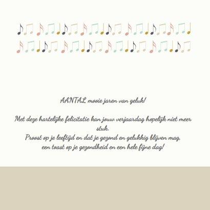 Verjaardagskaart Minipick av 3