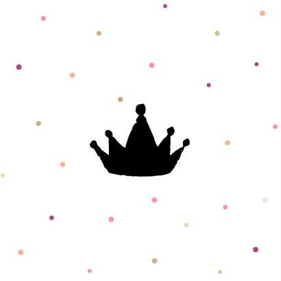 Verjaardagskaart Miss ONEderful 2