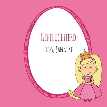 verjaardagskaart - prinses - MG 3