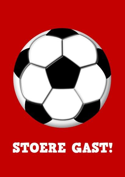Voetbalshirt zelf invullen g 2
