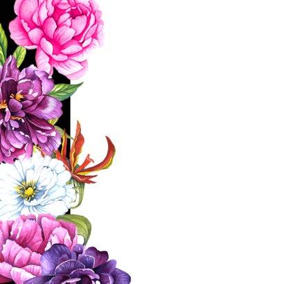 Vriendschap botanische bloemen 2