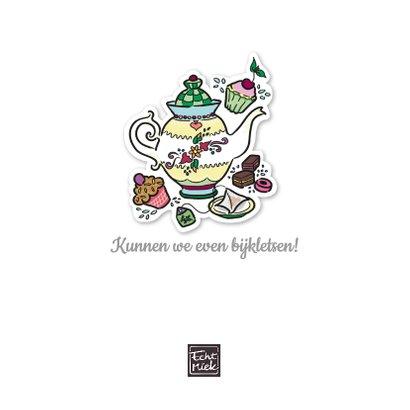 Vriendschap - cup of tea? 2