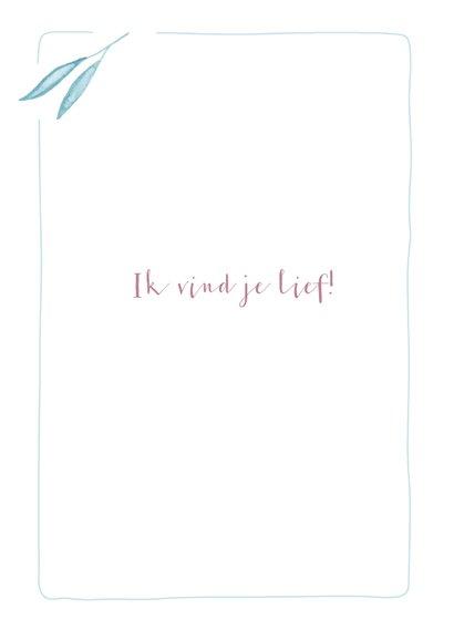 vriendschapskaart You are beautiful 3