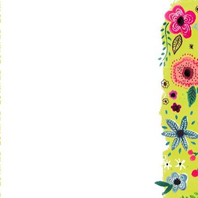 Vrolijke bloemen voor jou 3