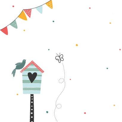 Vrolijke Welkom Thuis kaart 2