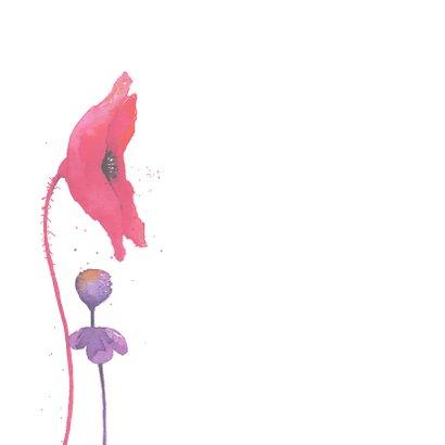 Warme bloemenwensen 2