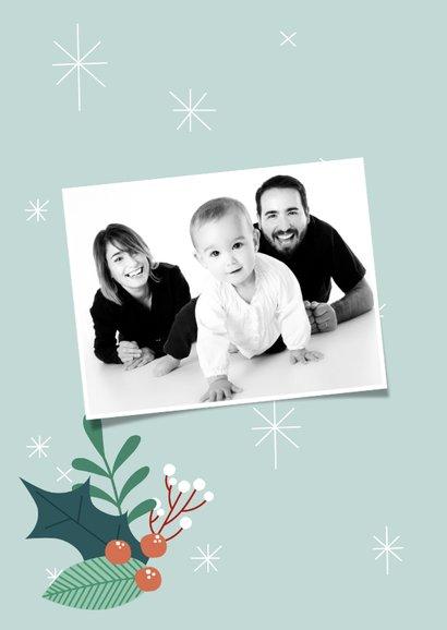 Weihnachtskarte Weihnachtskatze 2