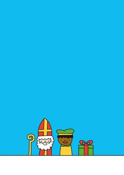 Welkom Sint + Piet 2
