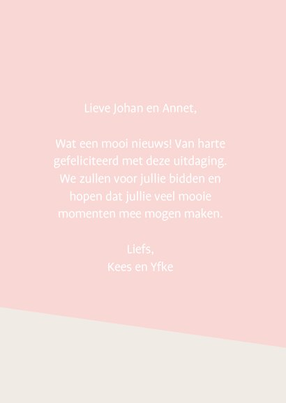 Woonkaart live a life of love 3