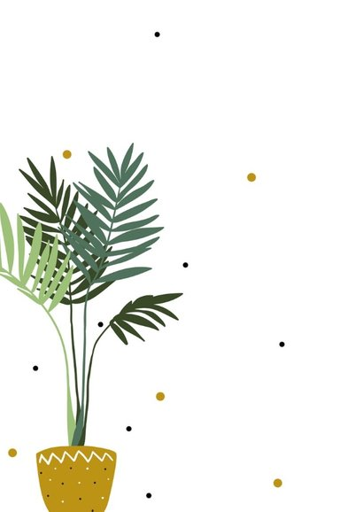 Woonkaart: My little garden 2