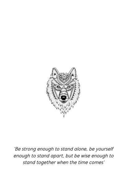 Woonkaart Wolf 2