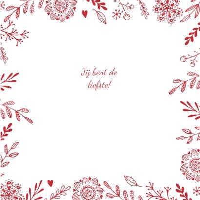 You're my valentine bruin papier 3