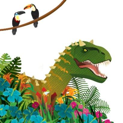 YVON dinosaurus dino jongenskaart dieren 2