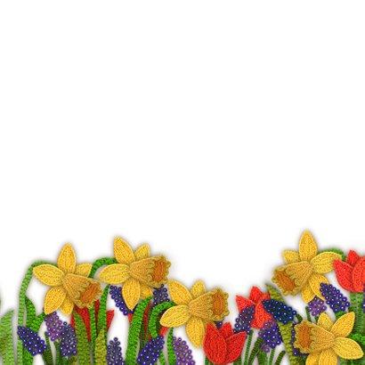 YVON jubileumkaart lente voorjaar 25 3