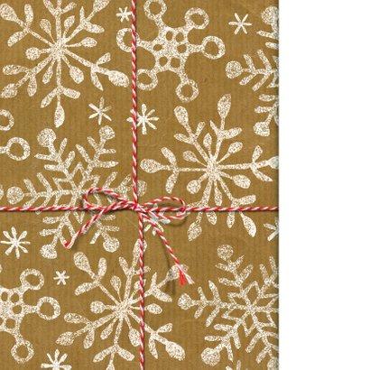YVON pakje sneeuw rood 2