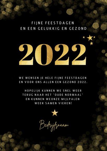 Zakelijke Corona kerstkaart voor medewerkers - Samen 2022 3