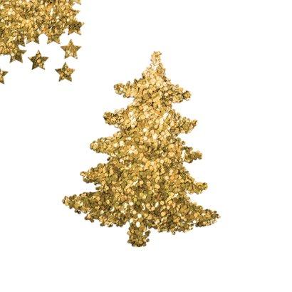 Zakelijke Kerstkaart - glitter boom 2