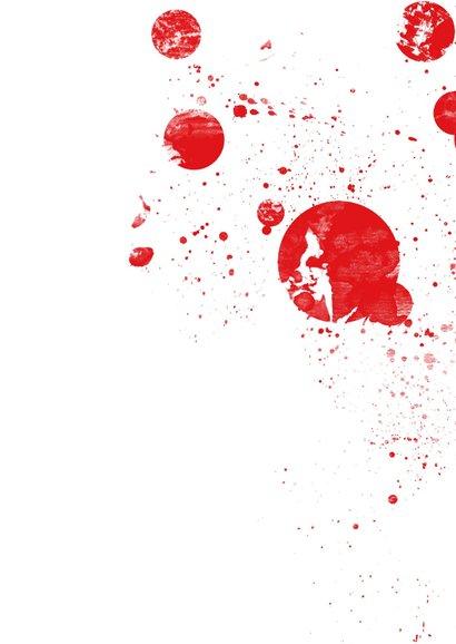 Zakelijke Kerstkaart Red Nosed 2