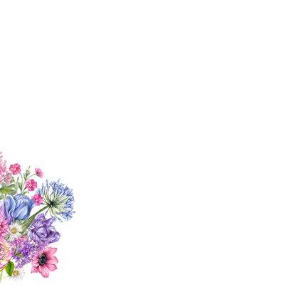Zomaar een bos bloemen 2