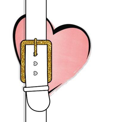 Zomaar een hart onder de riem steken 2