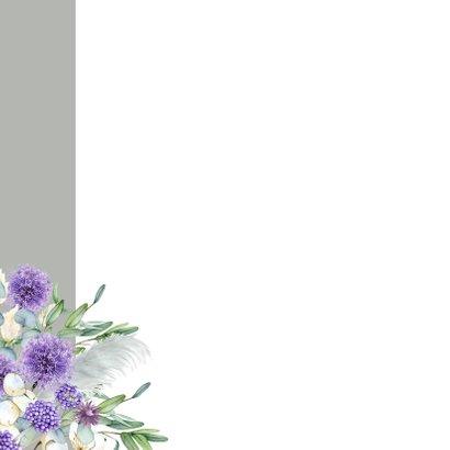 Zomaar paarse bloemen 2