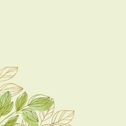 Zomaarkaart botanisch goud 2