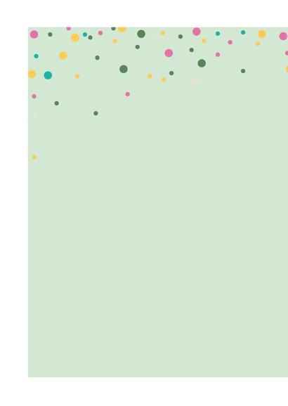 Zomaarkaart - Hello - sparkling 2