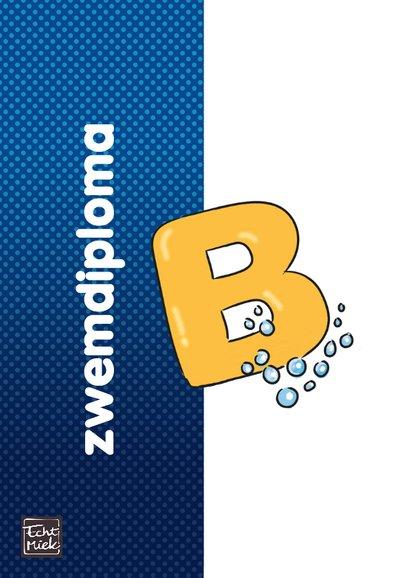 zwemkampioen B jongen 2