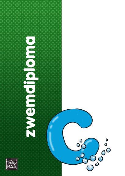 zwemkampioen C jongen 2