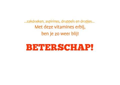 Beterschap Vrolijke Vitamines 3
