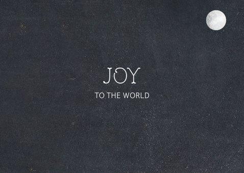 Christelijke fotokaart met illustratie en foto 2