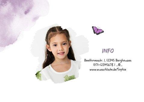 Einladung Kindergeburtstag Dinosaurier Mädchen 2