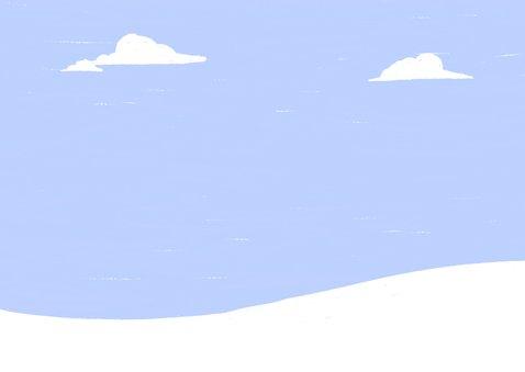 Einladung zur Après-Ski Sause mit Hand-Lettering Rückseite