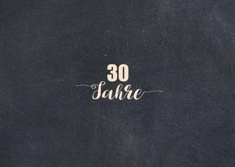 Einladungskarte zum Geburtstag Kindheit 30 2