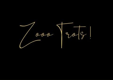 Felicitatie Sportprestatie Zooo trots this says it all 2